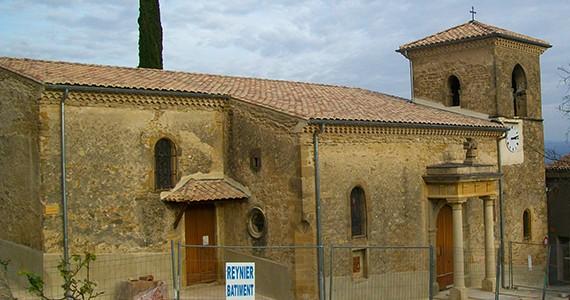 Exposition «La restauration de l'église St-Julien»