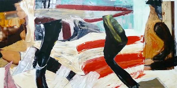 Exposition Peinture de Janine van Rijswijk