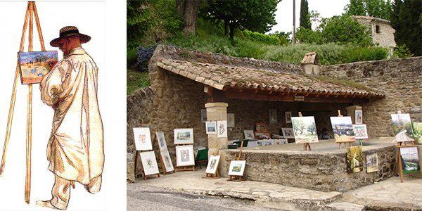 18e Journée des Peintres dans la rue