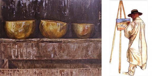 Exposition Peinture 21/05 au 02/07