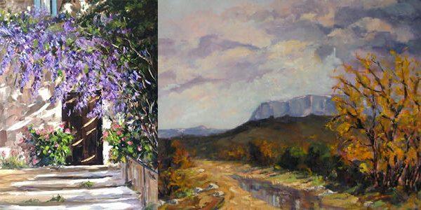 Expo Peinture : Xavier Aleksic