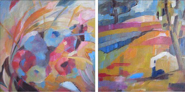 Expo Peinture : Suzanne Mourier