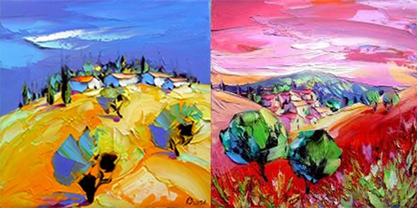 EXPO : Peinture